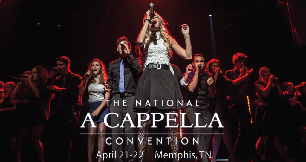 Select Sound trip - National Acapella Convention