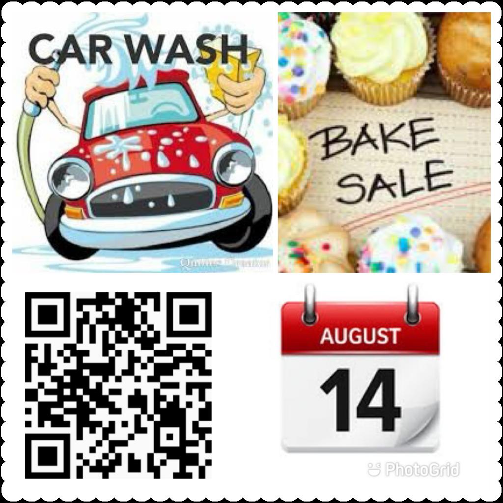 Ambassadors Car Wash & Accents Bake Sale @ CHS West Parking Lot